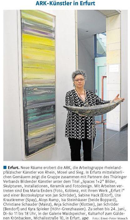 RZ – ARK – Künstler in Erfurt