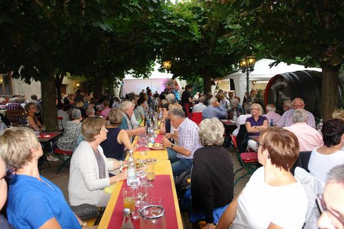 Jazz in the Garden Boppard
