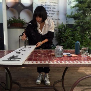 2015 Ausstellung NEW INK