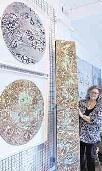 Ausstellungen vor der Tür und Tausende Kilometer entfernt