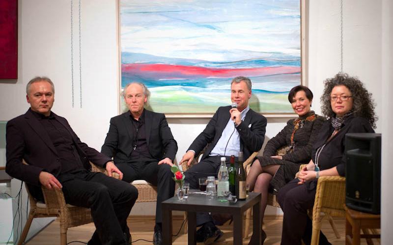 2012 Wirtschaftsjunioren Mittelrhein zu Gast