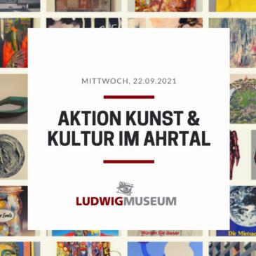 Aktion Kunst & Kultur im Ahrtal